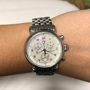 Michele CSX Chronograph watch